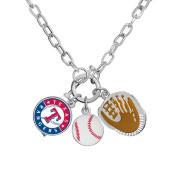 MLB - Texas Rangers Fanfare Necklace