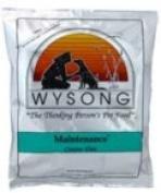 Wysong 63414 Wysong Maintenance Dog Food- 4x4lb