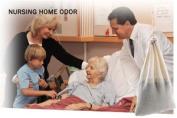 IMTEK Environmental 11800 Smelleze Reusable Nursing Home Odor Removal Pouch - XX Large