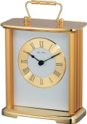 Kirch 2319 Brass Carriage Clock Metal Clock