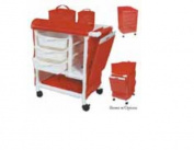 MJM International 1014 Crash Cart Accessory