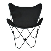 Algoma Net Company 4053-57 Butterfly Chair- Cover and Frame Combination