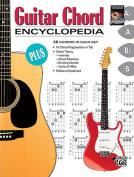 Alfred 00-4432 Guitar Chord Encyclopedia - Music Book