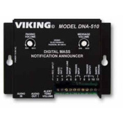 Viking Electronics VK-DNA-510 Digital Mass Notification Announcer