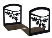 Village Wrought Iron BE-93 Acorn Bookends
