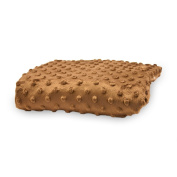 Rumble Tuff CV-CT-220-CH Compact Minky Dot Changing Pad Cover - Chocolate