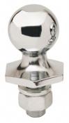 Cequent Products 5.1cm . X .190cm . Chrome InterLock Hitch Ball 7008500