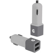 MacAlly CARUSB USB 10.5W Car Charger for iPad iPhone and iPod