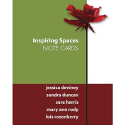Gryphon House 10021 Inspiring Spaces Note Cardsstationery