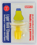 Bayco Products Light Bulb Changer For Recessed & Track Lighting LBC-400