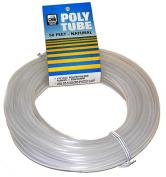 Dial Manufacturing Inc .63.5cm . X 15.24m Natural Poly Tubing 4294