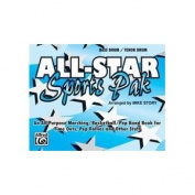 Alfred 00-MBF9521 All-Star Sports Pak - Music Book
