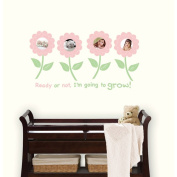 WallPops Baby WPK0024 Forget Me Know Photo Frame Kit