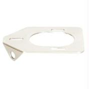 Lee s Stainless Steel Backing Plate For 30 Degree Medium Rod Holders