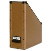 Resource International 8010421 Cargo Naturals Magazine File- Nutmeg