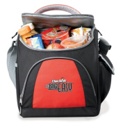 Golden Pacific 26271R Glacial 12 Can Cooler - Red-Black