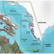 Garmin 010-C1001-00 Bluechart G2 - VEU058R - Greenland West - Vision MicroSD & SD