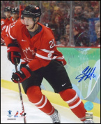 AJ Sports World STAE996020 ERIC STAAL Team Canada SIGNED 8x10 Photo 2010 Olympic Photo