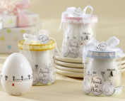 Kate Aspen 18010WT About to Hatch Kitchen Egg Timer in Showcase Gift Box
