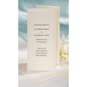 Trifold Programme Kit Makes 50-Keeping W/Tradition