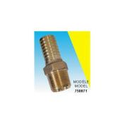 Bur-Cam Pumps 750871 2.5cm Adaptors Barb - Short
