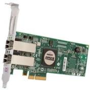 Emulex LightPulse LPe11002 Multi-mode PCI Express Host Bus Adapter - 2 x LC - PCI Express - 4.25Gbps - Fibre Channel Host Bus Adapter