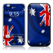 DecalGirl AIP3-DOWNUNDER iPhone 3G Skin - Down Under