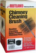 Rutland Products 15.2cm . Round Chimney Cleaning Brush 16406