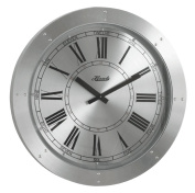 Hermle Crescent 30 inch Gallery Wall Clock