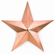 Good Directions 222C Large Copper Star Wall Art