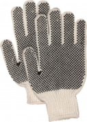 Boss Gloves Reversible String Knit Gloves With Dots 5522