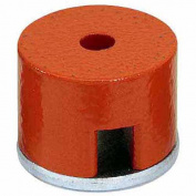 General Tools & Instruments 372B 1.9cm Diameter Button Type Alnico Magnets