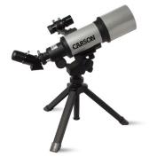 Carson SV-350 Sky 70mm Short Tube Wide Angle Refractor Telescope