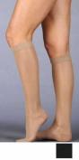 Juzo 2100ADSH10 I Sheer Knee OT Short - Black