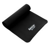 AGM Group 71522 60cm . Elite Dual Smooth Surface Ribbed Mat - Black