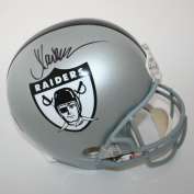 Victory Collectibles VIC-000117-30318 Marcus Allen Autographed Throwback 1963 Oakland Replica Helmet