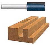 Bosch Power Tools 114-85458M Straight Bit 7-20.3cm 1-2 Inchshk 2 Fit C.T. Fluted