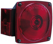 Peterson Mfg. Red Stop & Tail Light V440