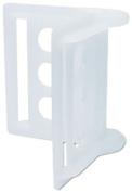 Roadpro RPCP-25 Corner Protectors Plastic White