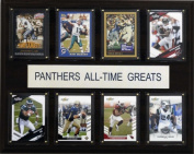 C & I Collectables 1215ATGUPP NCAA Football Pittsburgh Panthers All-Time Greats Plaque