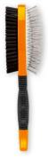 Hartz Deluxe Nylon Living Combo Brush 83801