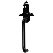 Village Wrought Iron DHP-A-10 Lighthouse Door Handle
