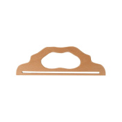 Sunbelt Fasteners W03-N Wood Purse Handle 30cm .-Natural