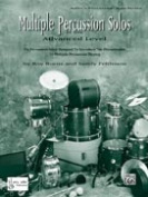 Alfred Publishing 00-HAB00096 Multiple Percussion Solos