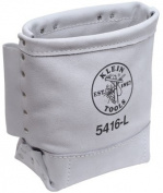 Klein Tools 409-5416L Bolt Bag Leather 5 Inchx9 Inchx1