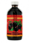 Bernard Jensen 0606574 Black Cherry Concentrate Extra - 240ml