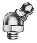 Alemite 025-1770-B1 Hydraulic Fitting 45Deg.