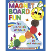 Gryphon House 24935 Magnet Board Fun Book - Paperback