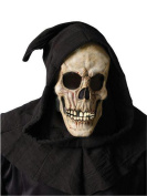 Costumes For All Occasions Fw93223 Shroud Skull Mask Closed Mouth
