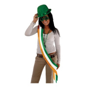 Beistle 60535 Party Sashes Irish Satin Sash